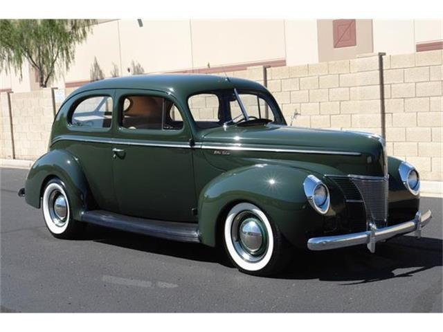 1940 Ford Tudor | 712512