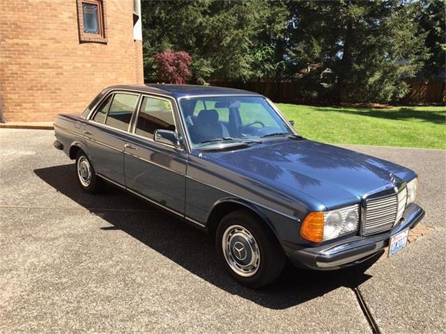 1981 Mercedes-Benz 300D | 712564