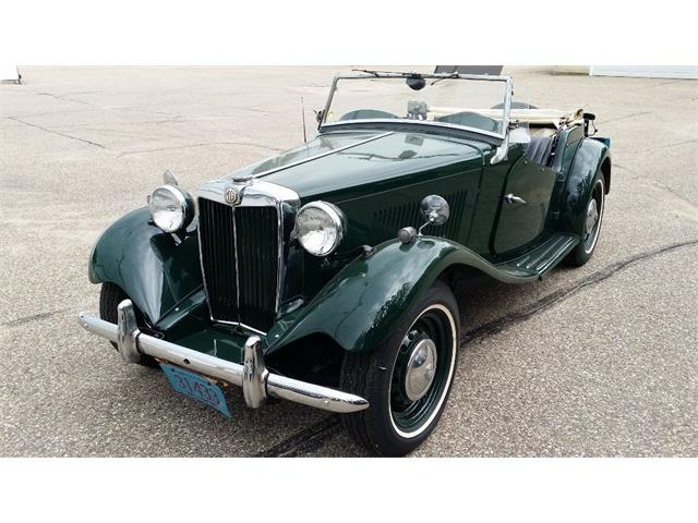 1953 MG TD | 712576