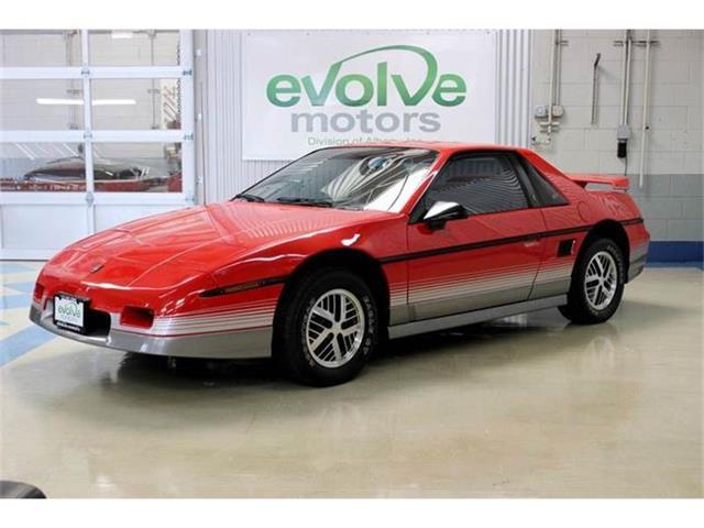 1985 Pontiac Fiero | 712613
