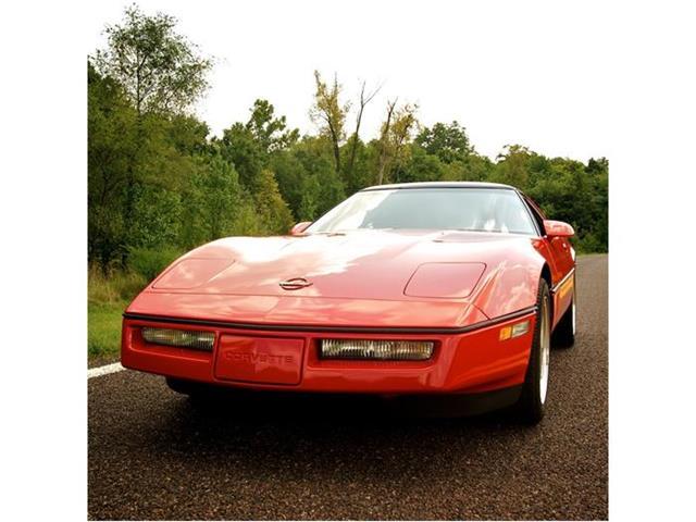 1989 Chevrolet Corvette | 712697