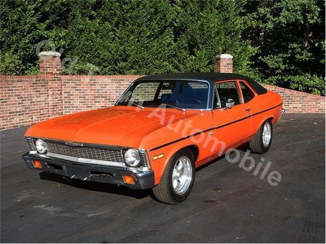 1972 Chevrolet Nova | 712703