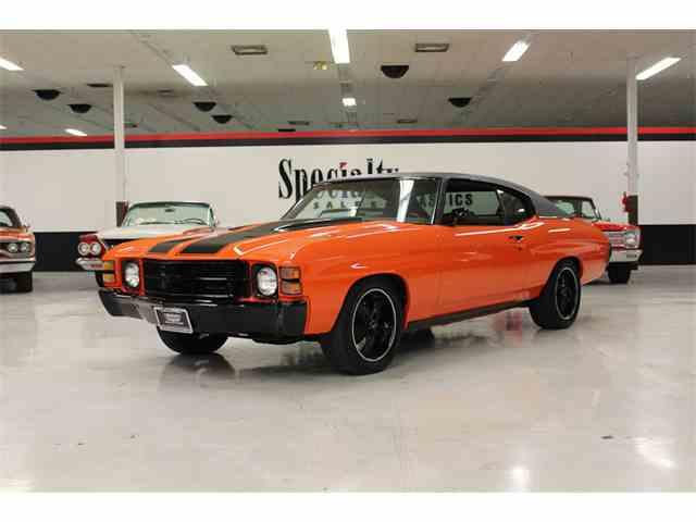 1971 Chevrolet Chevelle | 712715