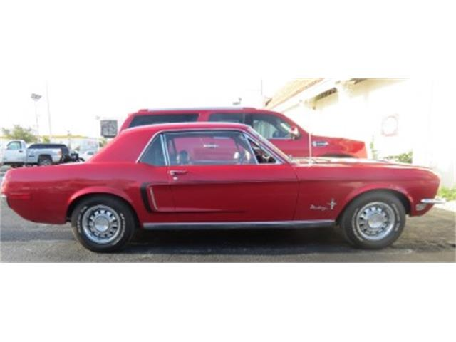 1968 Ford Mustang | 712725