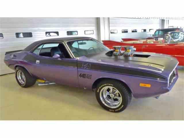 1970 Dodge Challenger | 713000