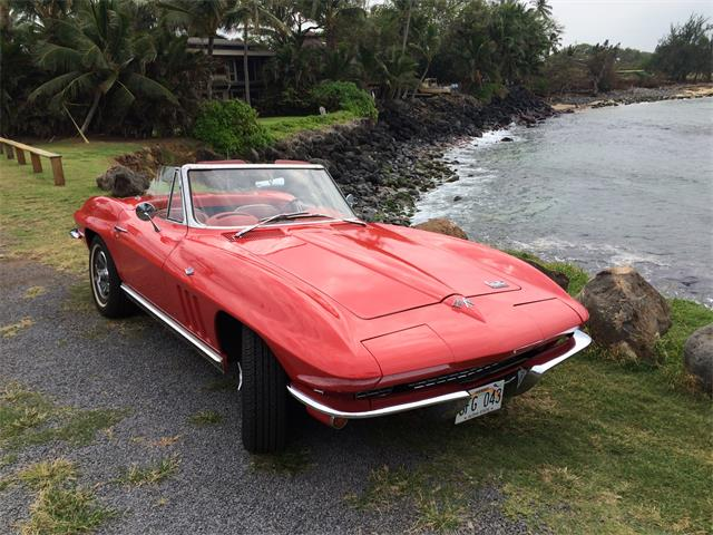 1966 Chevrolet Corvette Stingray | 713162