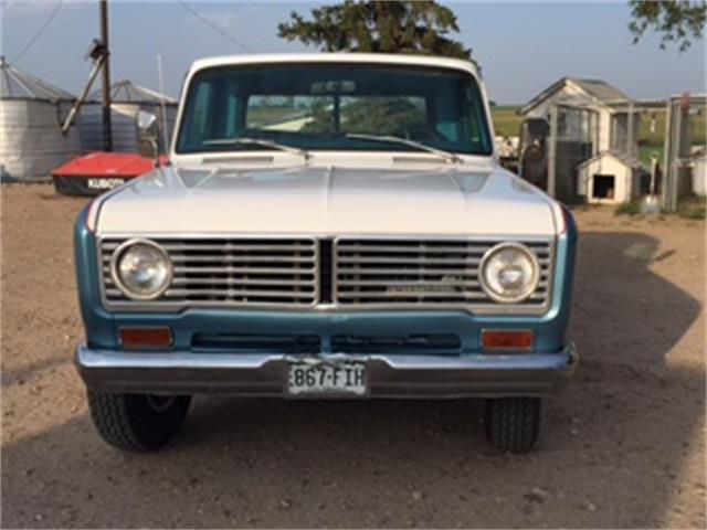 1972 International Harvester 1210 | 710320