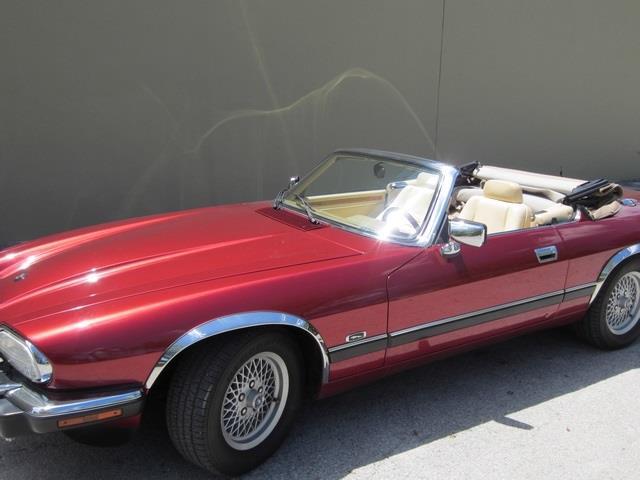 1992 Jaguar XJS | 713212