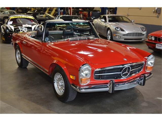 1969 Mercedes-Benz 280SL | 713321