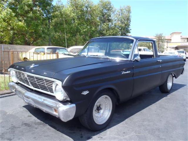 1965 Ford Ranchero | 713332