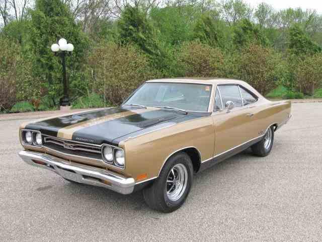 1969 Plymouth GTX | 713344
