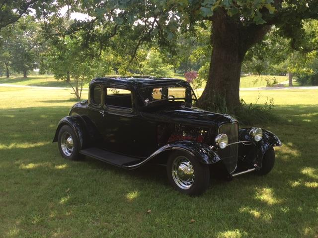 1932 Ford 5-Window Coupe | 713366