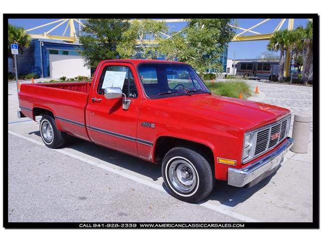 1987 GMC Recreational Vehicle | 713373