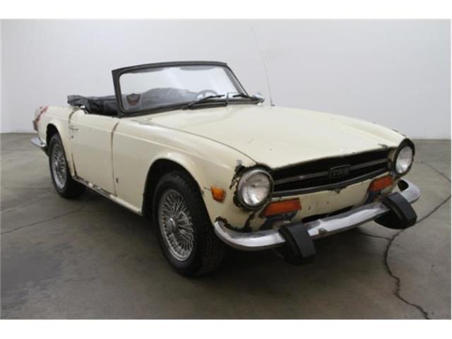 1974 Triumph TR6 | 713384