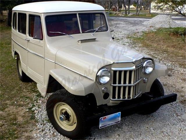 1958 Willys Jeep Wagon | 713417
