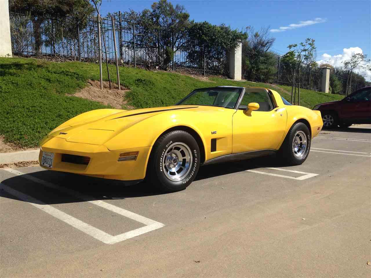 1980 Corvette For Sale >> 1980 Chevrolet Corvette L82 for Sale | ClassicCars.com | CC-713428