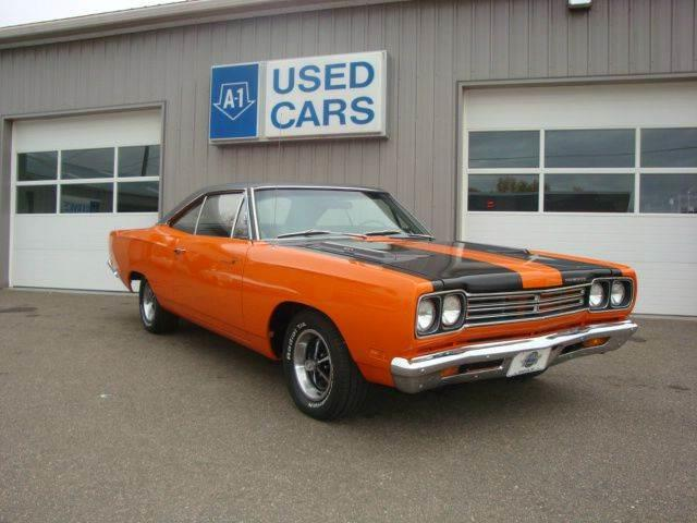 1969 Plymouth Road Runner | 713493