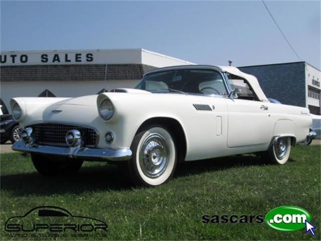 1956 Ford Thunderbird | 713509