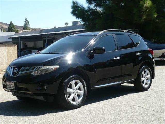 2009 Nissan Murano   713546