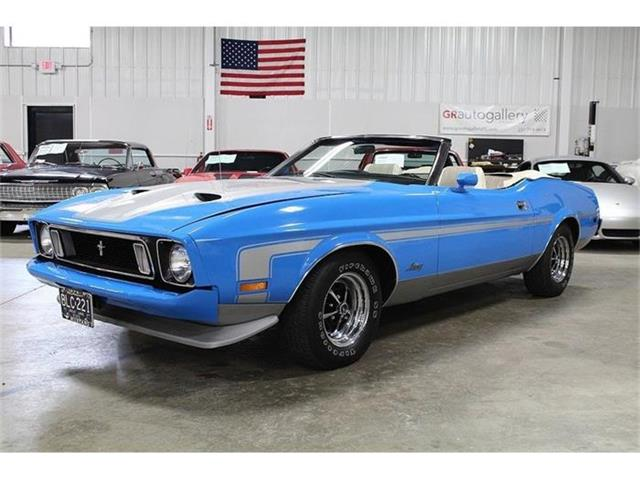 1973 Ford Mustang   713580