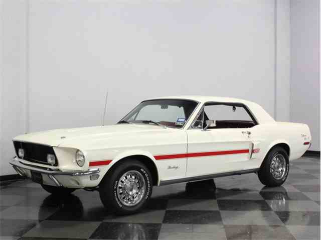 1968 Ford Mustang GT California Special | 713633