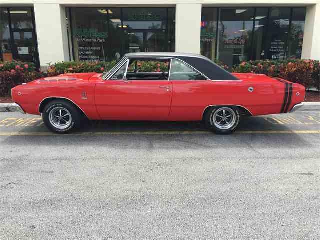 1968 Dodge Dart GTS | 713660