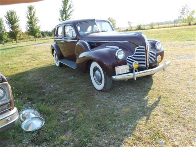 1940 Buick Limited | 713662