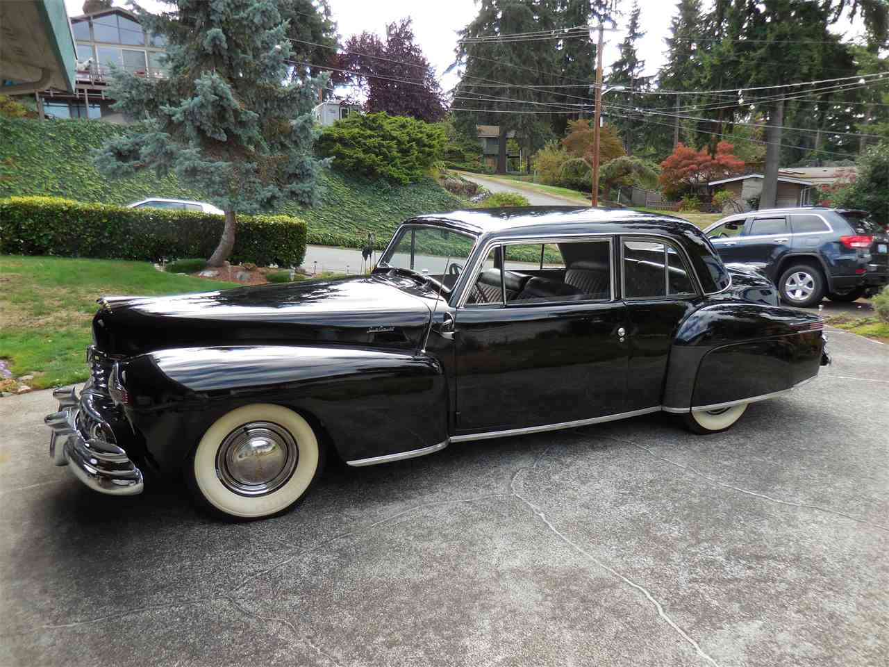 Trucks Under 5000 >> 1948 Lincoln Continental for Sale | ClassicCars.com | CC-713663