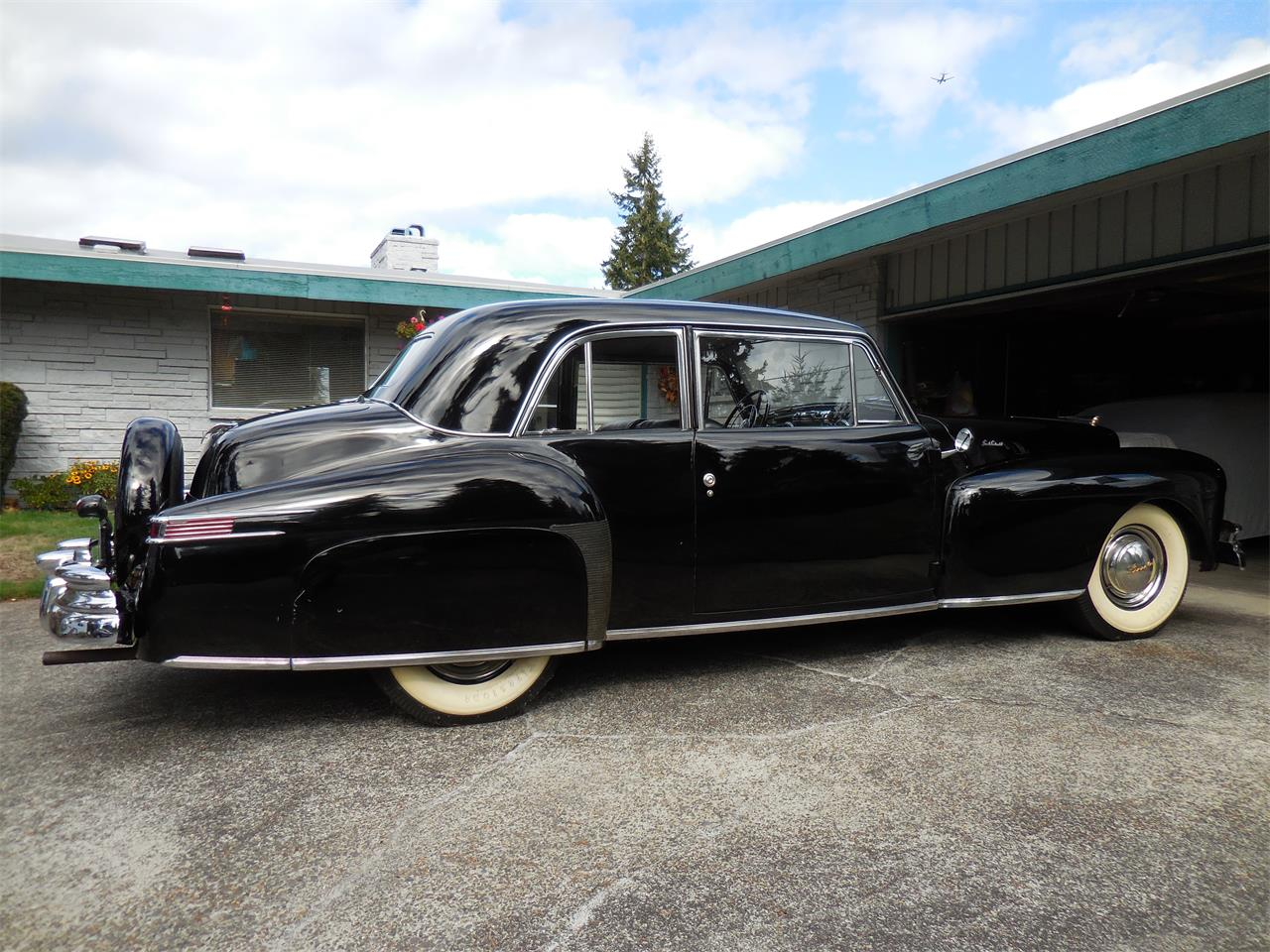 1948 lincoln continental for sale cc 713663. Black Bedroom Furniture Sets. Home Design Ideas