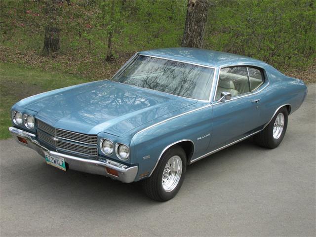 1970 Chevrolet Chevelle Malibu | 713736