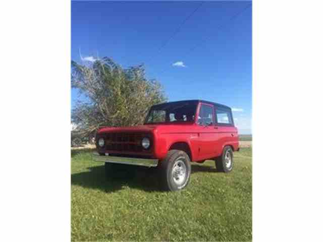 1970 Ford Bronco | 713737