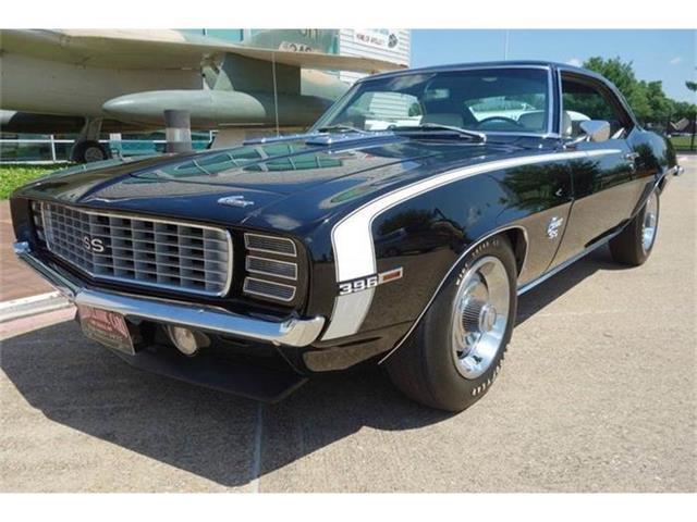 1969 Chevrolet Camaro | 710038