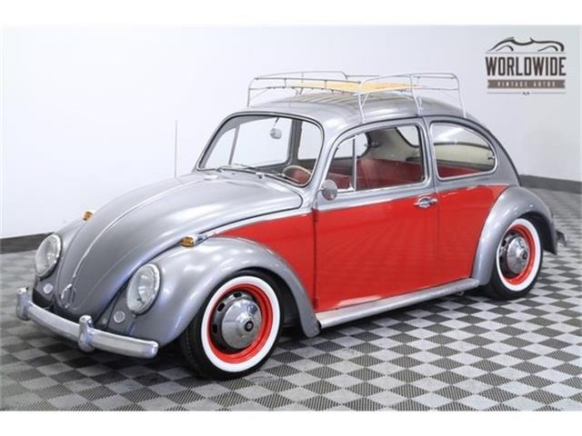 1966 Volkswagen Beetle | 713851