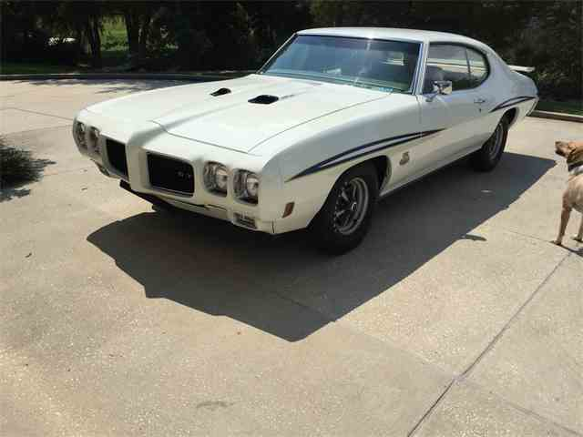 1970 Pontiac GTO (The Judge) | 713881