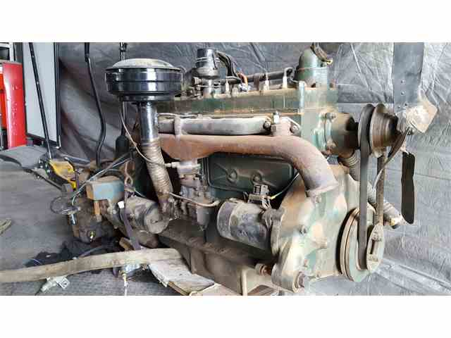 1928 REO Speedwagon Engine | 713887