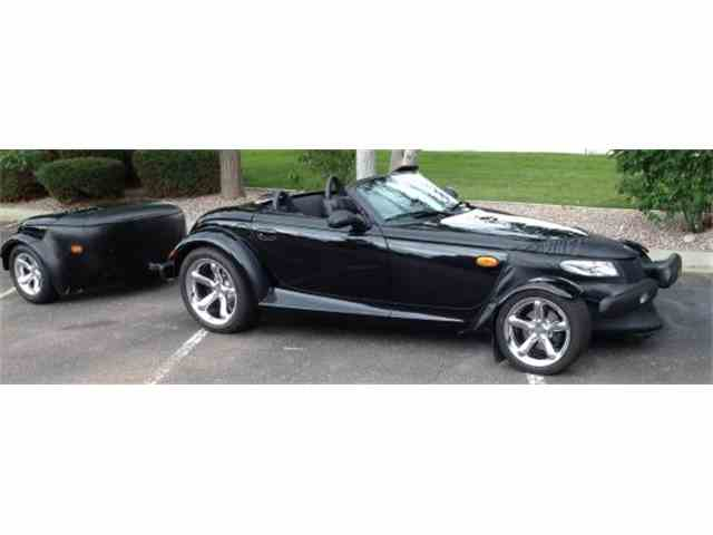 2000 Plymouth Prowler | 710039