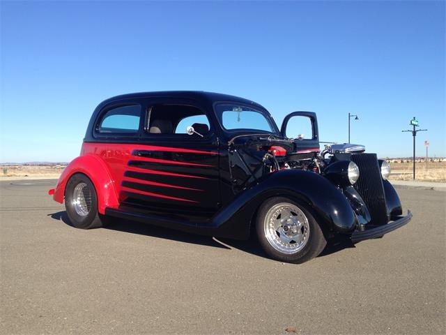 1936 Ford 2-Dr Sedan | 713925