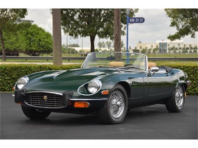 1974 Jaguar XKE III | 710004
