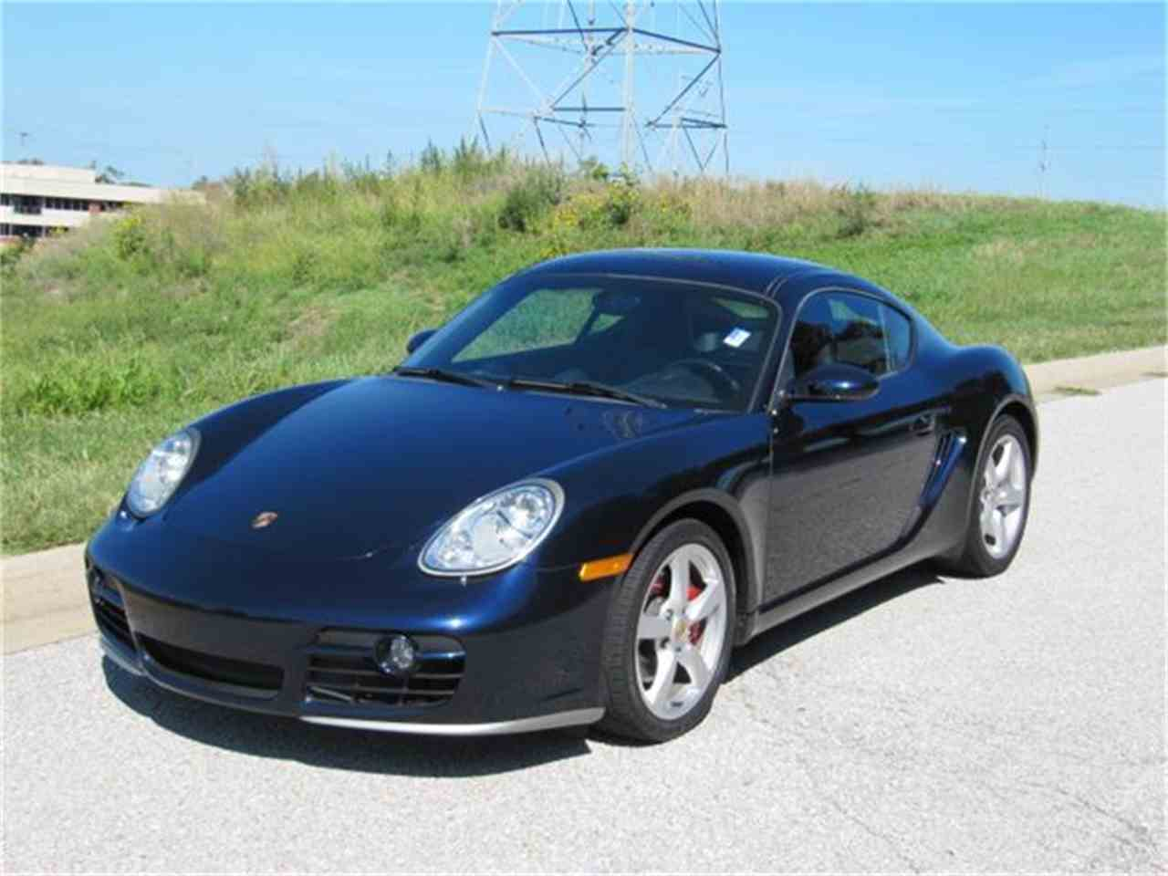 2006 porsche cayman for sale cc 714998. Black Bedroom Furniture Sets. Home Design Ideas
