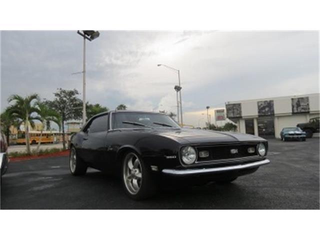 1968 Chevrolet Camaro | 715016
