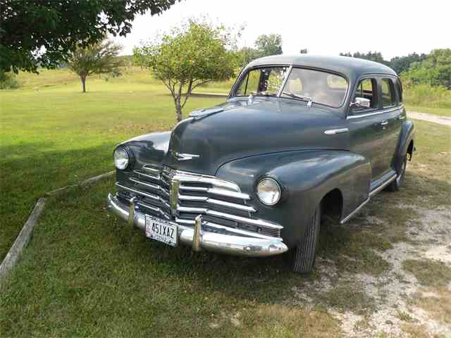 Classifieds for 1948 chevrolet stylemaster 8 available for 1948 chevy 4 door