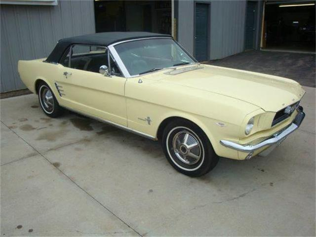 1966 Ford Mustang | 715023