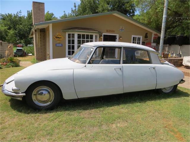 1962 Citroen ID19 | 715029