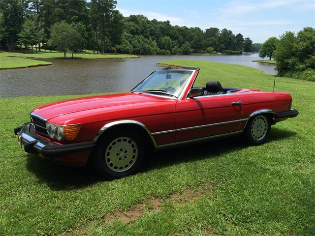 1984 Mercedes-Benz 380SL | 715046