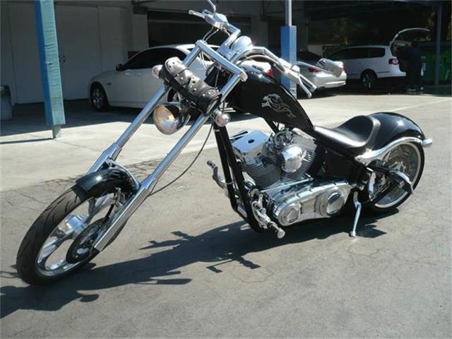 2006 Big Dog Motorcycle | 715059