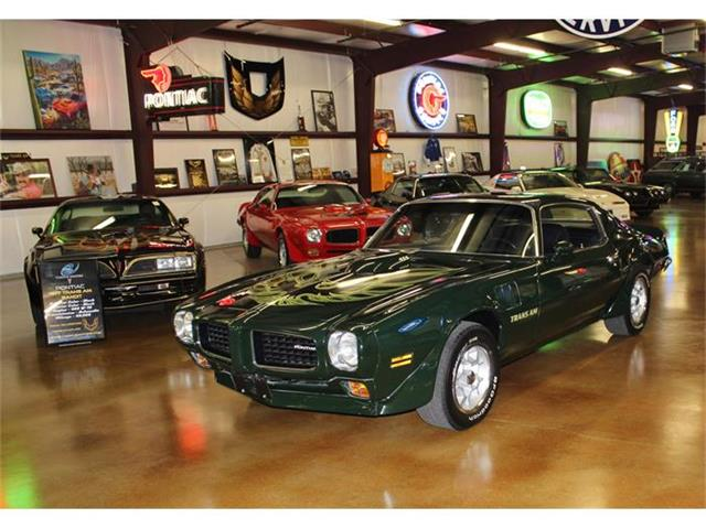 1973 Pontiac Firebird Trans Am | 710506