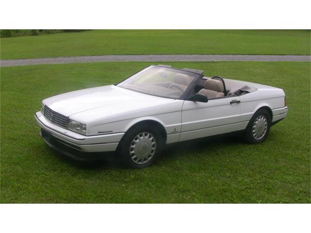 1993 Cadillac Allante | 715062