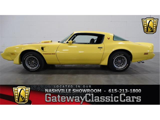 1979 Pontiac Firebird Trans Am | 710512