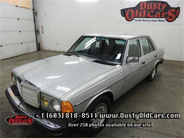 1984 Mercedes-Benz 300D | 715120