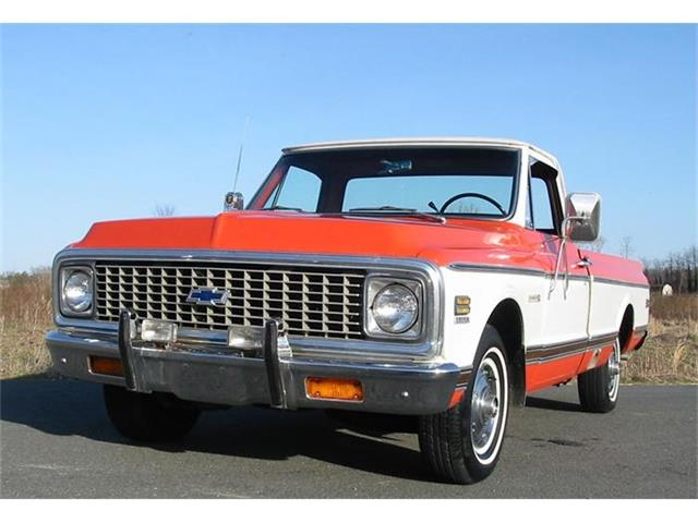 1972 Chevrolet C/K 10 | 715131